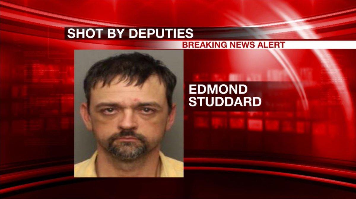 #BREAKING: Man shot by Shelby County Sheriff's Deputies identified as Edmond Otis Studdard, 46 https://t.co/Pc1wVX350B
