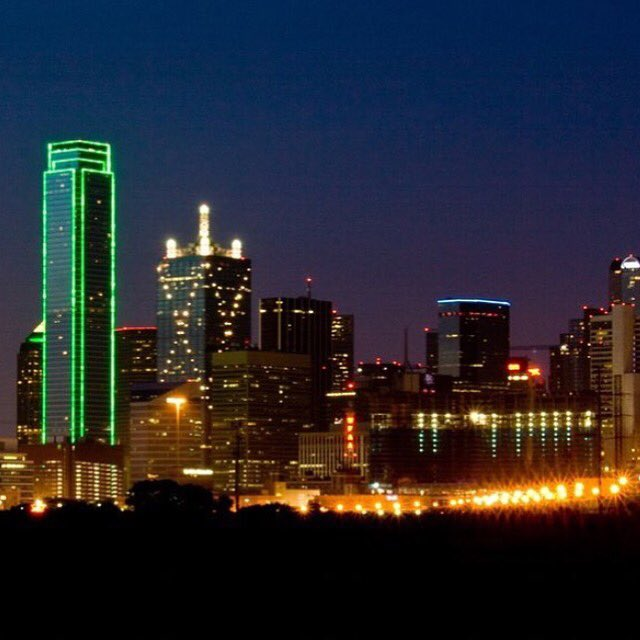 Standing strong for our beautiful city tonight. We love you #Dallas. https://t.co/RMIxD4eiiz