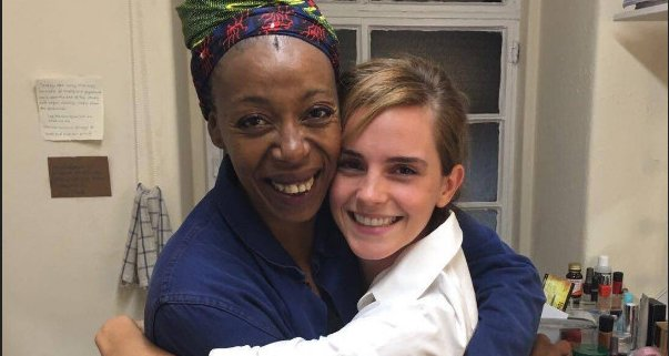 This is the beautiful story of when Harry Potter's Hermione met...Hermione.