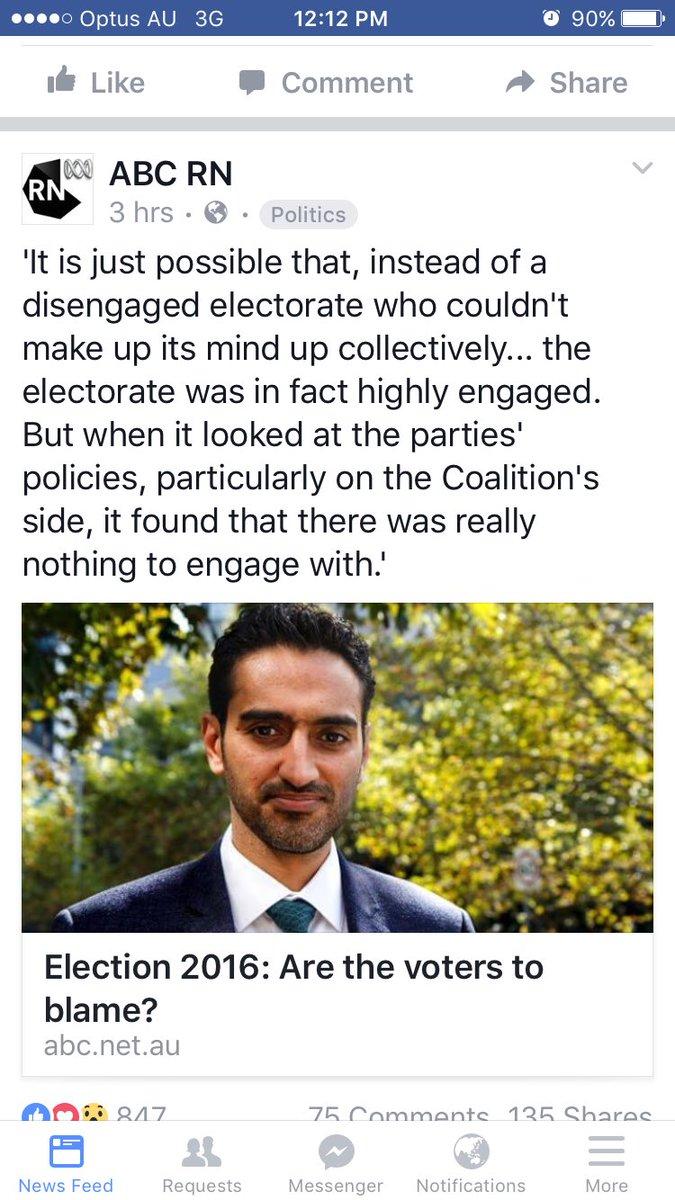 Yep yep yep!! #ausvotes #auswaits https://t.co/Vkf96d6Rop