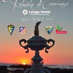 ¡Qué cartelazo! 👌  Todo listo para la LXII edición del Ramón de Carranza. #LaLigaWorld 🏆 https://t.co/nBwMWsEWe0