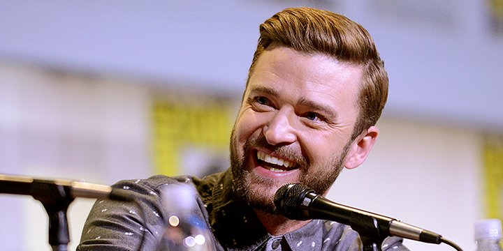 Justin Timberlake compares fatherhood to The Matrix