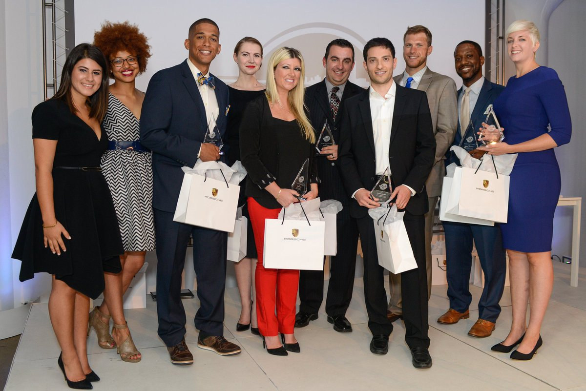 Congrats to winners in the Business category in Chicago's #Power30under30 Awards presented by @Porsche. Outstanding! https://t.co/pXq3qgYsqH