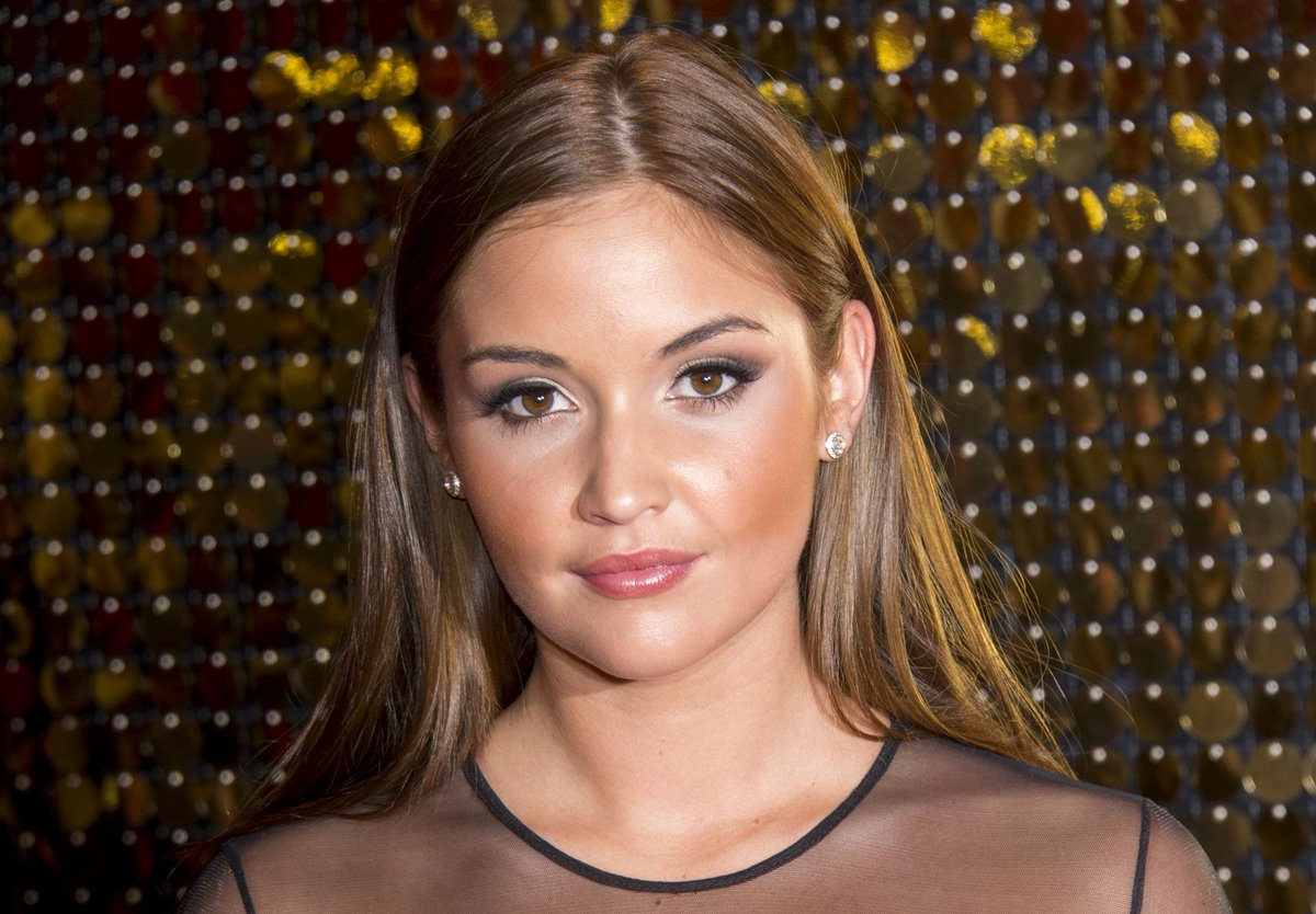 Jacqueline Jossa over the moon at meeting Harry Potter fave