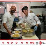 Diario da Bedollo Per il suo compleanno mister #Stellone ha cucinato rigatoni alla carbonara per tutti. #amalabari https://t.co/kYpOjMqILv