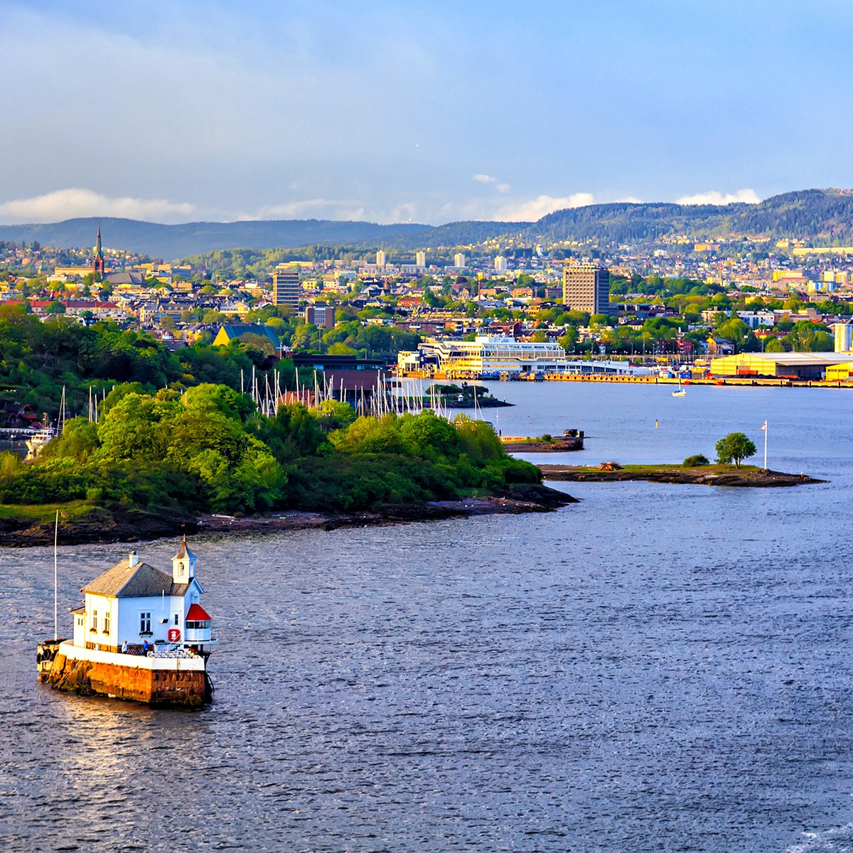 Fly from £92 with @bmiregional to Oslo. Hike in forests, swim in fjords & shop. Book now: