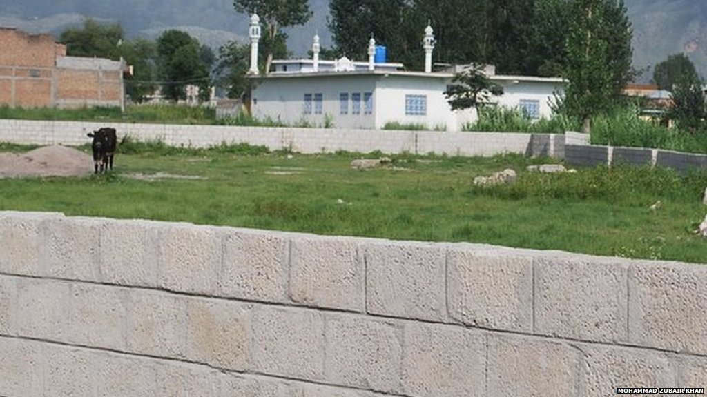Row erupts over future of Osama Bin Laden's Abbottabad compound in