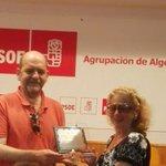 """El PSOE de Algeciras entrega el Premio """"Maribel García Revilla""""  https://t.co/lfsEeFXsF9 https://t.co/jYIYiFlo4t"""