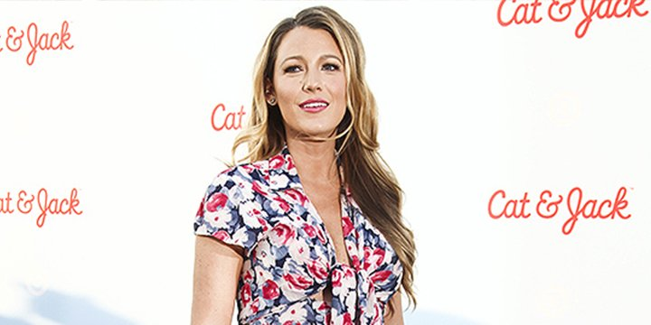 Pregnant Blake Lively ditches her heels (and treats herself to a milkshake) after glam event