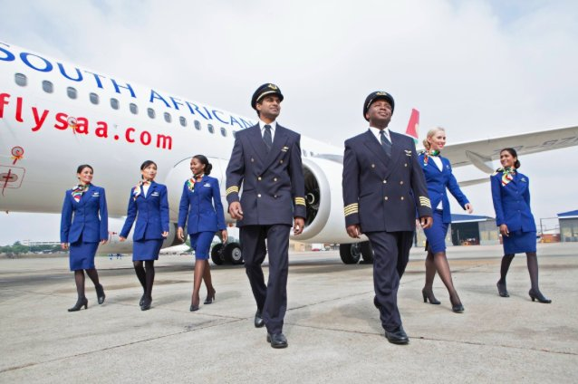 RT @SawubonaSAA: @flysaa goes green by operating sustainable biofuel flights! More: