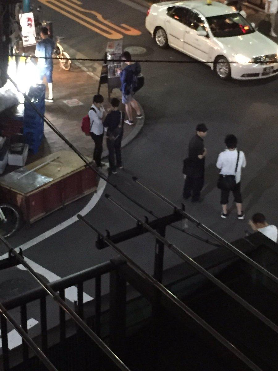 二丁目にポケモンGOで、迷い混んでるノンケの皆さん、自分にゲットされないでねねねねね!!!!