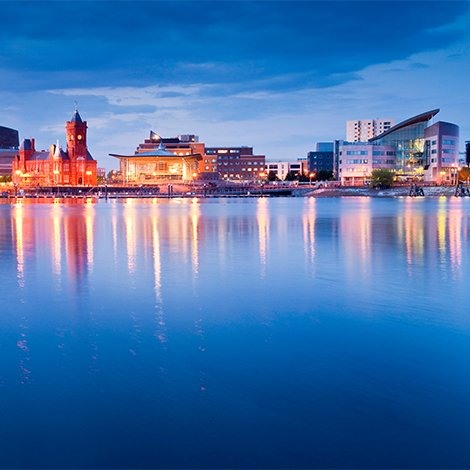 Fly Newcastle to Cardiff. A choice of daily weekday flights plus Sunday service. Book now!