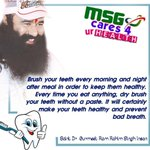 #HealthIsWealthSaysMSG God bless you all https://t.co/auhvKp7TBR