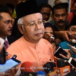 Justice Dept challenges Prime Minister Najib on source of millions in his accounts https://t.co/puGjgpl5Kg https://t.co/80tubm87y8