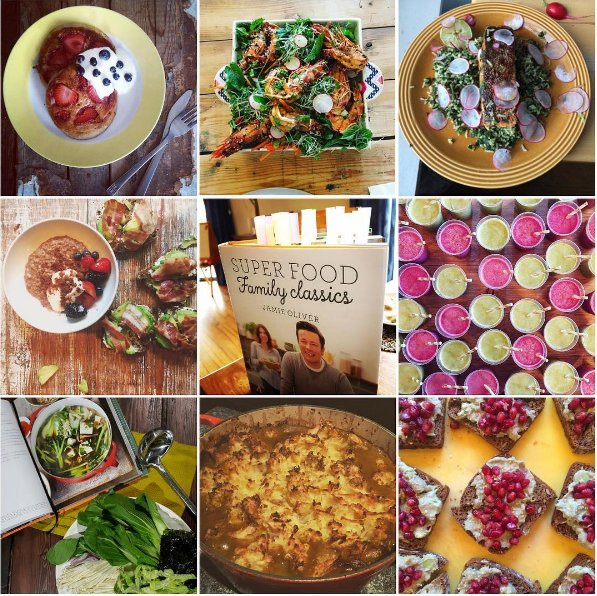 Loving all the cook ups from #familysuperfood!! Keep the pics coming xxx JO https://t.co/GOkuzRkeH6 https://t.co/1xjVG7mauw