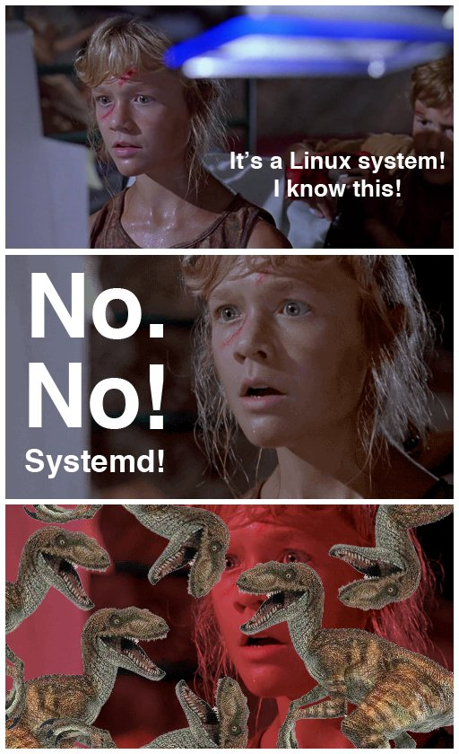 @mzbat @ReverseICS related.... i feel like a 2yr-old with ten thumbs on CentOS7+ sometimes https://t.co/D1cB6id8GJ