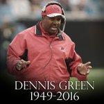 BREAKING: Former Vikings, Cardinals coach Dennis Green has died of cardiac arrest. He was 67. https://t.co/6zyOSPkhpi