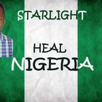 If you love 🇳🇬 Download📲 this #MUSIC » Starlight — Heal Nigeria📻 #HealNigeriaByStarlight 👉https://t.co/g2eaztSo3C https://t.co/UIvpkqvcwY