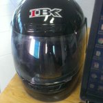 Bought my helmet today. Boda Safety powered by @julifoundation .... Go get one for yourself. https://t.co/cjeZIzGWzw