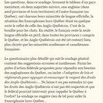 Langues officielles: le brouillard... Canada, pays inexistant. https://t.co/vMl6wKKjqR #PolQc #PolCan #PaysQc https://t.co/1nEqSu9Re1