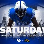 6️⃣ Saturdays To 🏈!  The season is just around the corner! #BBN https://t.co/6XOjT4QLWB