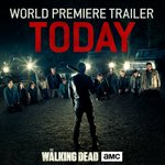 """You can breathe. You can blink. You can cry..."" But you CAN'T miss the #TWD Season 7 trailer TODAY at 1pm PT. https://t.co/FKHNxrFq8T"