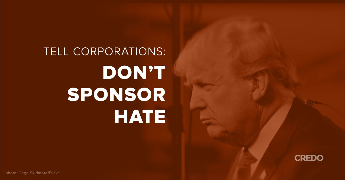 #DumpTrump: Major corporations stay away from the Republican Party's fascist nominee https://t.co/NVuvyUFMX5 https://t.co/YubfFE9eP5