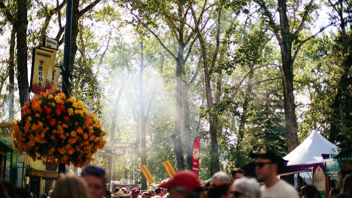 One last sleep until #cfmf16! Here comes four days of