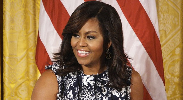 Guess who Michelle Obama sings along too for Carpool Karaoke ...