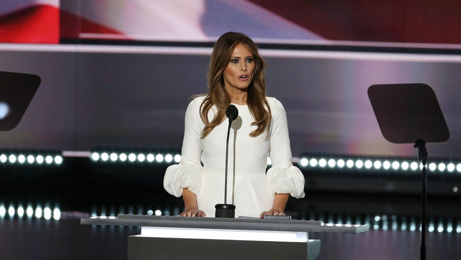 Trump speechwriter apologizes for copying a portion of Michelle Obama's speech