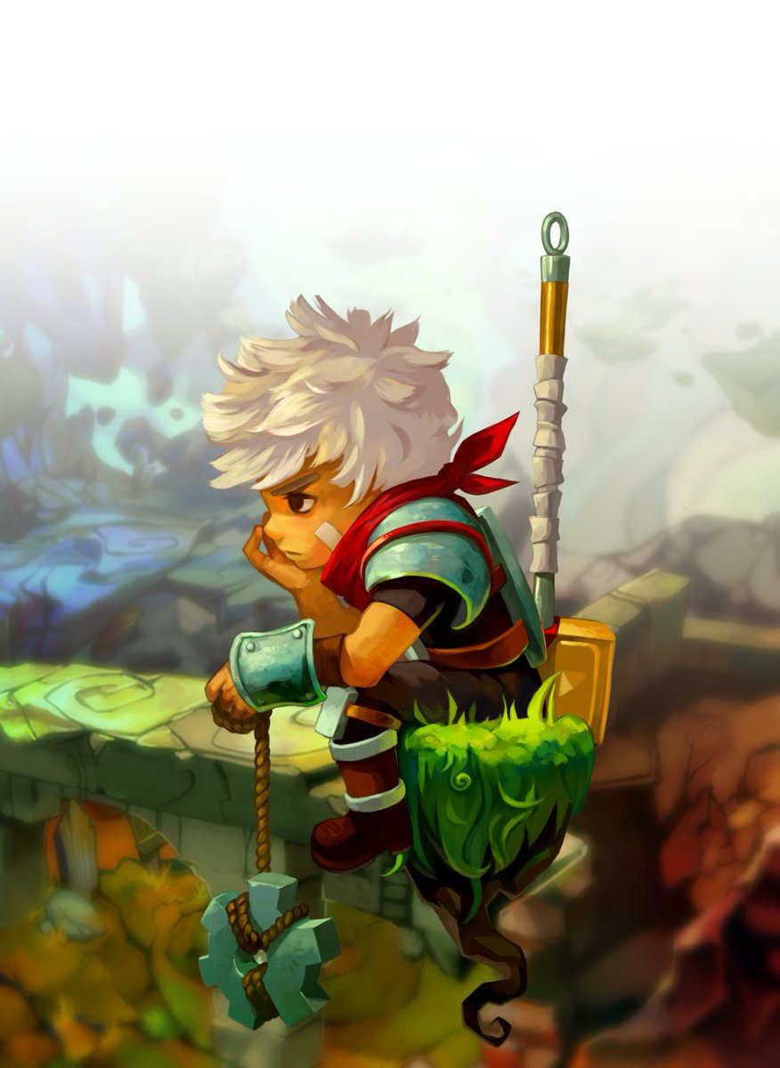 Bastion launched on this day five years ago. Thank you for making it such a success, so we could carry on as a team. https://t.co/OBFDaNORGT