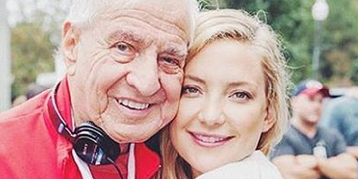 Kate Hudson shares heartfelt Instagram tribute to Garry Marshall: 'He was family'