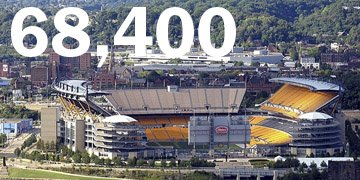 Summers Readers have read 68,400 books. That's the seating capacity at Heinz Field! #PGHREADS #GoSteelers https://t.co/iv2OBAGDJp