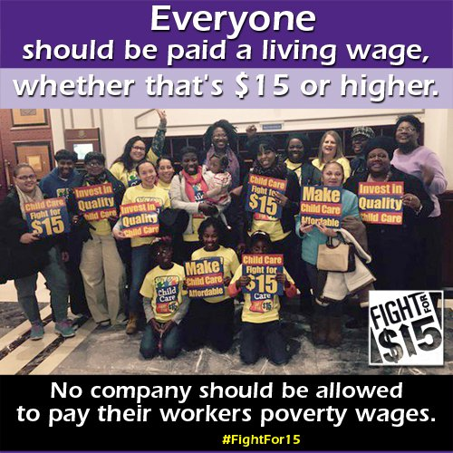 HAPPENING NOW: Workers & supporters pack #Bridgeport wage hearing, demand $15/hr #FightFor15 https://t.co/gXrBtODnR3