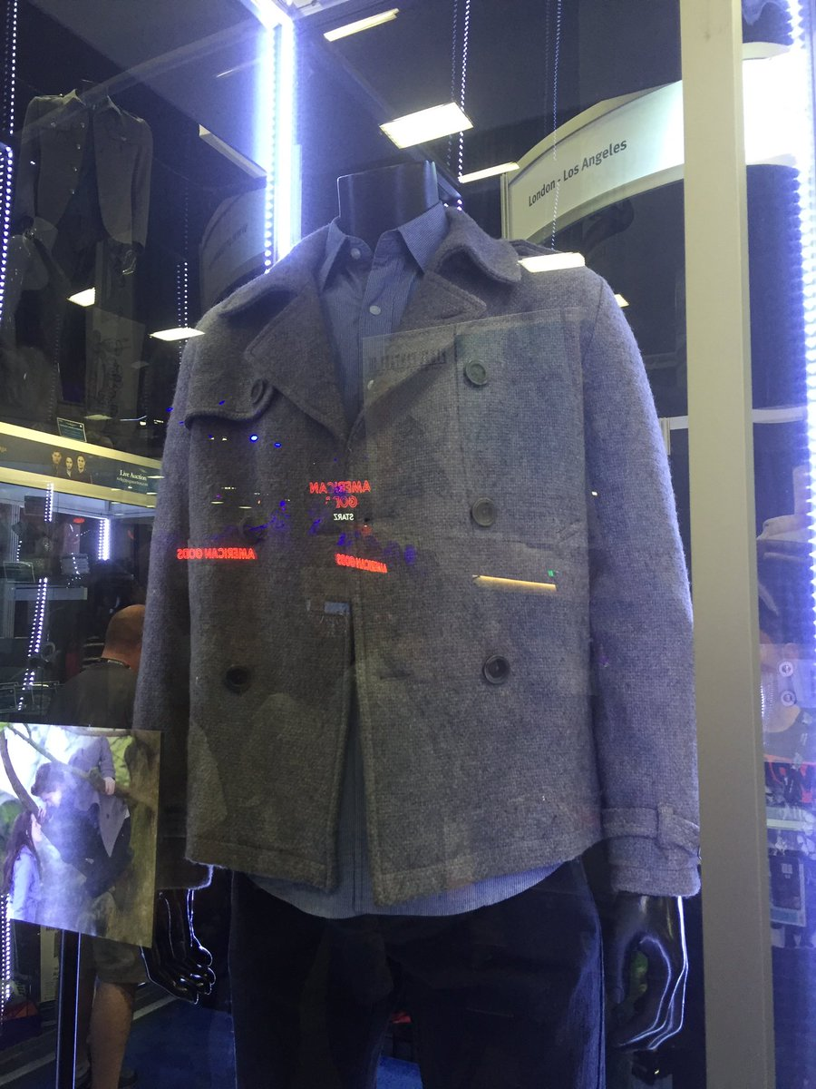Here's a sample of what they have Edward's jacket #twilight https://t.co/dlaNvmt7qQ