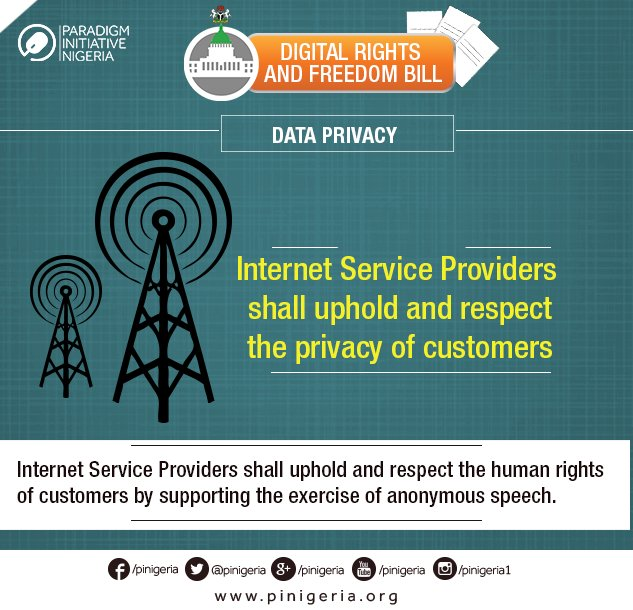 ISPs shall uphold & respect human rights of customers by supporting the exercise of anonymous speech #NetRightsNG https://t.co/xi46ElLiLJ