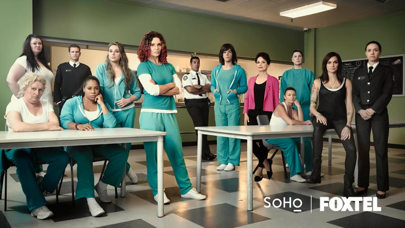 Confirmed: #Wentworth will be back with Season 5 in 2017: https://t.co/vAdYsHgIW7 https://t.co/bBlrnStDoW