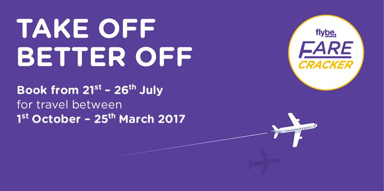 Early bird winter deals with Farecracker from £24.99 one way. Book today! T&C's