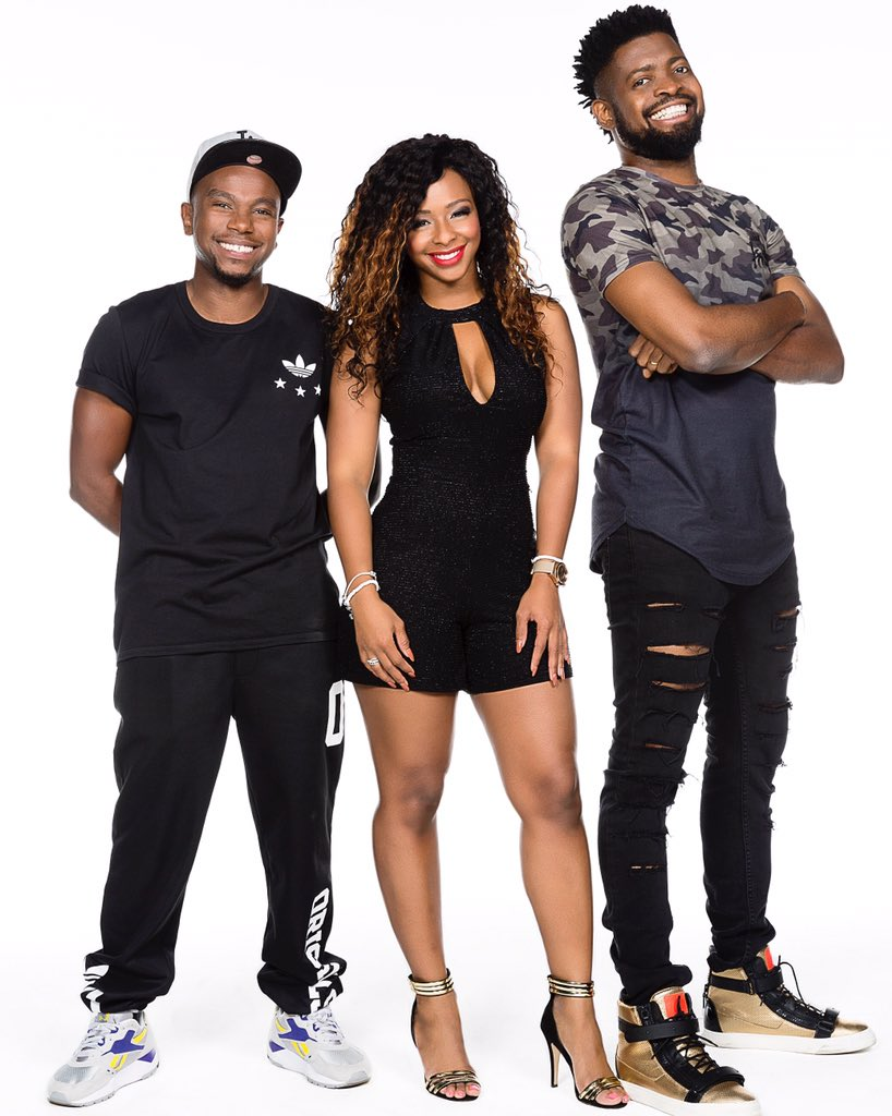 Join the #RidiculousnessAF team for another fun episode on @MTVAfrica tonight at 21:15 with @ThomasGumede @Boity https://t.co/15dBR6tBFZ