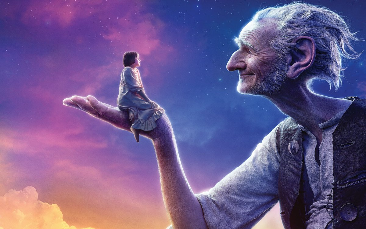 #RT & #Follow to win 2 tickets to see #TheBFG plus a copy of Roald Dahl's book courtesy of @PhoenixPH - ends at 5pm https://t.co/zEckJOx9pD