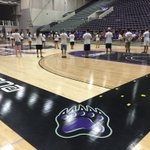 Phantom Regiment drum major camp at UCA. The final event. Congrats to all the participants. https://t.co/rjeTTnHBb3