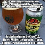 .@CityBeverageCo presents #HeadOverHopsIPA from @bombshellbeer tasted and rated by #CrewTLD #wsnc #beer #Local https://t.co/ef0E5kgdRD