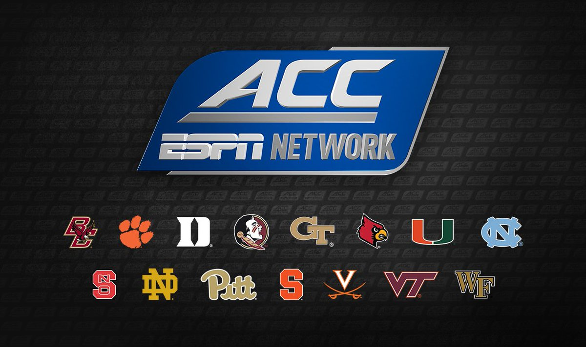 ESPN and the #ACC will launch the #ACCNetwork in 2019: https://t.co/UnxdJyWsBS #ACCKickoff https://t.co/L1PqHpRhbd