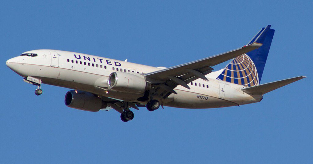 United Airlines Shows Faint Signs of