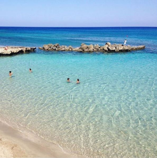 #Cyprus offers small, quiet and almost private #beaches spread all over the #island for you to enjoy !!  #Protaras https://t.co/EXdYXHOPlU