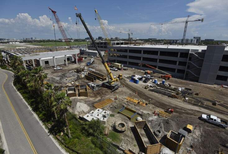 Tampa International Airport: An updated look at the $1 billion renovation