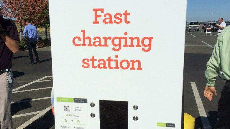 RT @CapRadioNews: Electric vehicle owners can now charge batteries faster at @SacIntlAirport