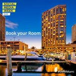 Visiting #Miami for #SMWMiami? Book your room at special rates @MarriottBiscBay here: https://t.co/1cG9xPDaGz https://t.co/W3Ng3Olt60