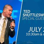 In case you havent heard yet, were going to have Ted Shuttlesworth Jr. with us this Sund… https://t.co/YCn5C2XSmF https://t.co/jxKUNUZBCJ