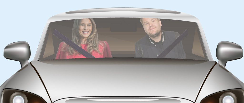 Michelle Obama mastered Carpool Karaoke: How would Bill Clinton or Melania Trump fare?
